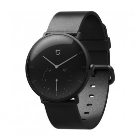 Xiaomi Mijia SYB01 Montre - Noir à Quartz Deux Cadran Intelligent Vibration Rappel Fitness Tracker Montre Intelligente