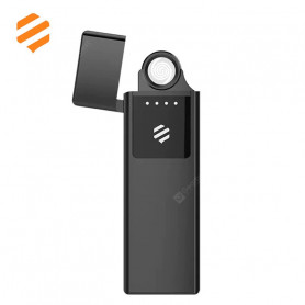 Briquet Electronic Metal -Beebest Xiaomi ecosystem Cigarette Lighter - Noir