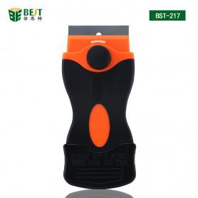 Grattoir à outils de nettoyage de colle pour téléphones portables - BST-217