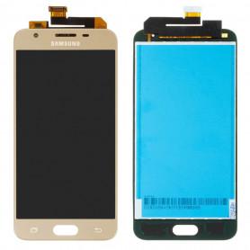 Écran Samsung Galaxy J5 Prime (G570F) Or (OLED) Avec Adhésif