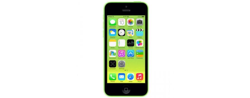 Pièces détachées iPhone 5C LCD écrans batteries original et compatible