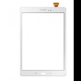 "Vitre tactile Samsung Galaxy TAB A 9.7"" WIFI (T550) Blanc"