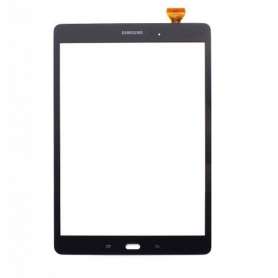"Vitre tactile Samsung Galaxy TAB A 9.7"" WIFI (T550) Noir"