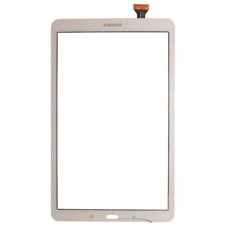"Vitre tactile Samsung Galaxy TAB E 9.6"" (T560/T561) Blanc"