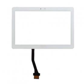 Vitre tactile Samsung Galaxy TAB 10.1'' (P7500/P7510) Blanc