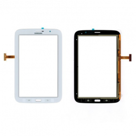 "Vitre tactile Samsung Galaxy NOTE TAB 8"" (N5110 / N5100) Blanc"