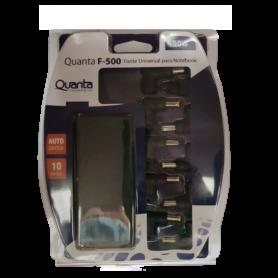 Chargeur universel Quanta F-500 90 W pour notebook 10 pointes
