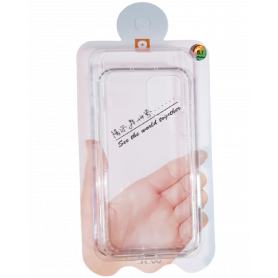 Coque Protection iPhone - Transparent Resistant