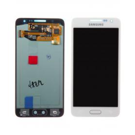 Ecran Samsung Galaxy A3 (A300FU) Blanc (OLED)