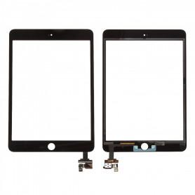 Vitre tactile assemblée iPad Mini 3 Noir