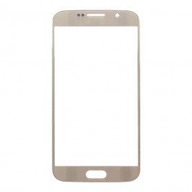 Vitre Or Samsung Galaxy S6