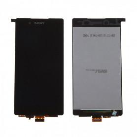 Écran complet Sony Xperia Z3 Plus / Z4 (E6553) Noir ( LCD + Tactile + Châssis )
