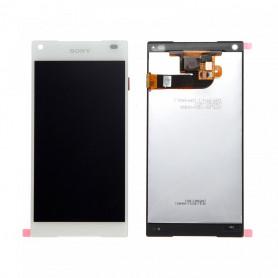 Écran Sony Xperia Z5 Compact (E5803) Blanc ( LCD + Tactile )