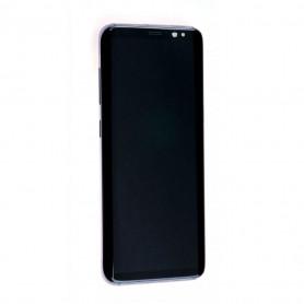 Écran complet Samsung Galaxy S8 (G950F) Noir Carbone