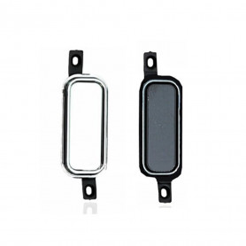 Bouton Home Menu Principal Samsung Galaxy Note 2 (N7100/7105) Blanc/Noir