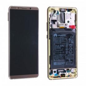 Écran complet Huawei Mate 10 Pro (BLA-L09)  LCD+ Vitre Tactile Sur Chassis Original