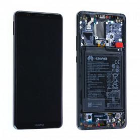 Ecran complet  Huawei Mate 10 Pro (BLA-L09) Gris LCD+ Vitre Tactile Sur Chassis Original