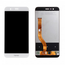 Écran complet Huawei Honor 8 Pro (DUK-L09) Blanc LCD+ Vitre Tactile Original