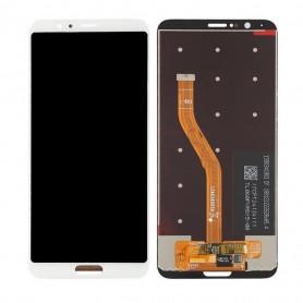 Ecran Huawei Honor View 10 Blanc LCD+ Vitre Tactile