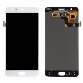 Ecran OnePlus 3 / 3T Blanc LCD + Vitre Tactile Original