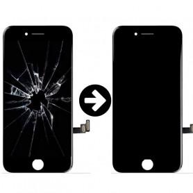 Reconditionnement écran cassé iPhone 7 plus Original
