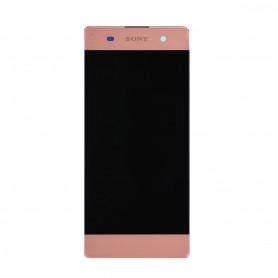 Écran Sony Xperia XA (F3111) Rose LCD + Vitre Tactile