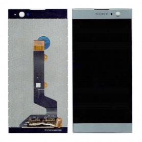 Écran Sony Xperia XA2 (H3113) Argent LCD + Vitre Tactile