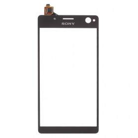 Vitre Tactile Sony Xperia C4 (E5303) Noir
