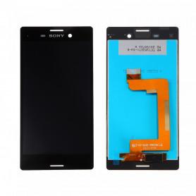 Écran Sony Xperia M4 Aqua (E2353) Noir LCD + Vitre Tactile