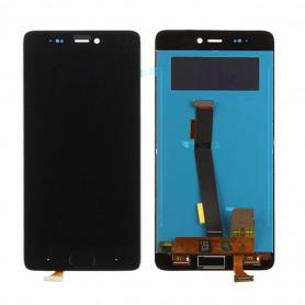Ecran Xiaomi Mi5S Noir Vitre Tactile + LCD