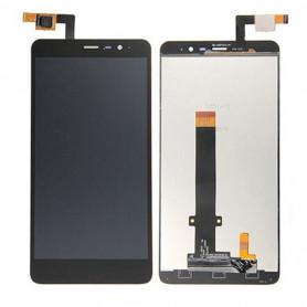 Ecran Xiaomi Redmi Note 3 Pro Noir Vitre Tactile + LCD
