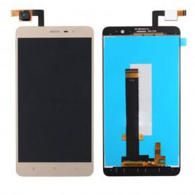 Ecran Xiaomi Redmi Note 3 Pro Or Vitre Tactile + LCD
