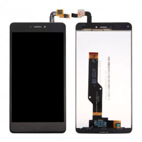 Ecran Xiaomi Redmi Note 4X Noir Vitre Tactile + LCD