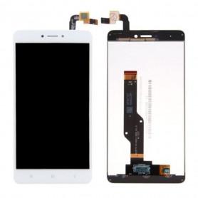 Ecran Xiaomi Redmi Note 4X Blanc Vitre Tactile + LCD