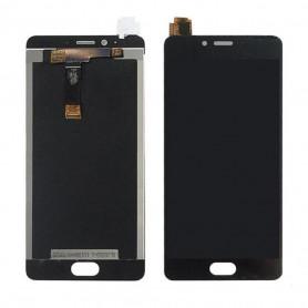 Ecran Meizu Meilan E2 Noir Vitre Tactile + LCD