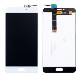 Ecran Meizu U20 Blanc Vitre Tactile + LCD