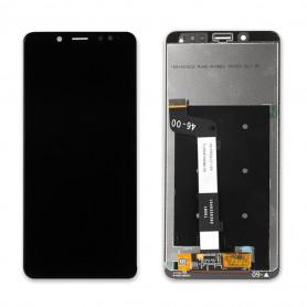 Ecran Xiaomi Redmi Note 5 Noir Vitre Tactile + LCD