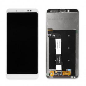 Ecran Xiaomi Redmi Note 5 Blanc Vitre Tactile + LCD