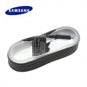 Câble Data USB à Micro USB Origine Samsung ECB-DU4EBE 1.5M Noir