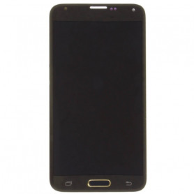 Ecran LCD + Tactile Or - Samsung Galaxy S5