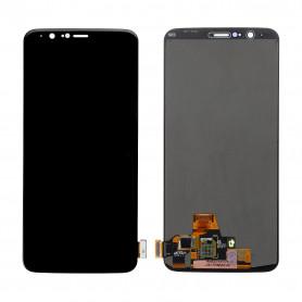 Écran OnePlus 5T Noir Vitre Tactile + LCD