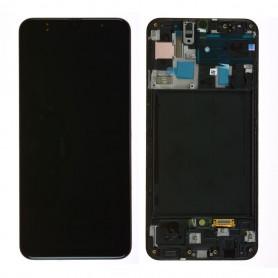 Écran Samsung Galaxy A50 (A505F) Noir (Service Pack)