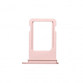 Tiroir SIM iPhone 7 Rose