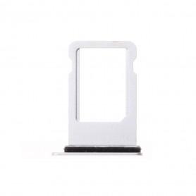 Tiroir SIM iPhone X Argent