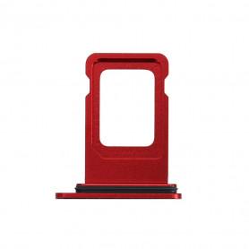 Tiroir SIM iPhone XR Rouge