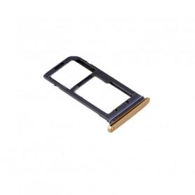 Tiroir SIM Samsung Galaxy S7 (G930F) Or