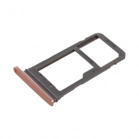 Tiroir SIM Samsung Galaxy S7 Edge (G935F) Rose
