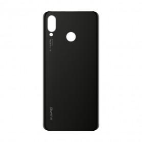 Vitre arrière Huawei nova 3 Violet/Noir/Bleu/Jaune/Rouge - Avec Logo + Adhesif