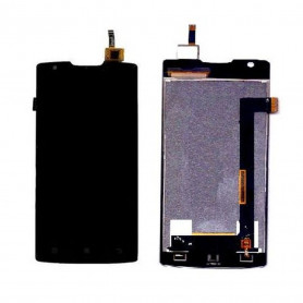 Ecran LENOVO A1000 Noir Vitre Tactile + LCD (COMPLETE)