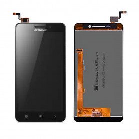 Ecran LENOVO A5000 Noir Vitre Tactile + LCD (COMPLETE)